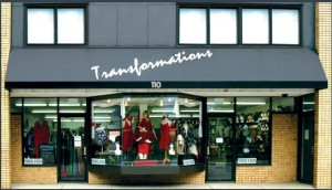 Transformations by Rori Store Front